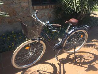 Bicicleta de paseo Elops 520