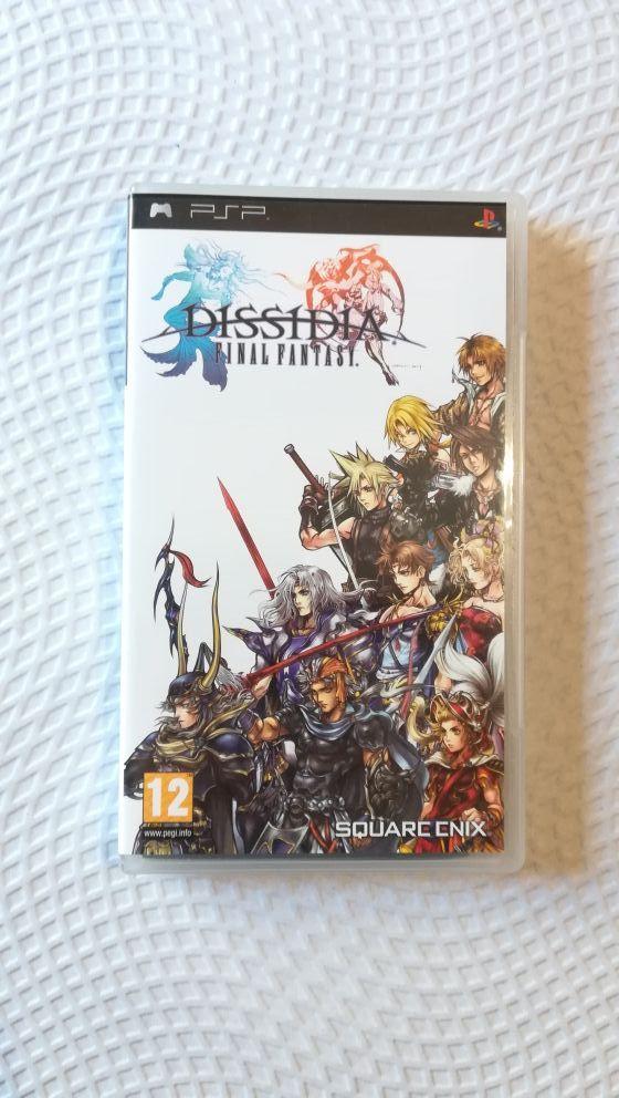 PSP original y videojuegos