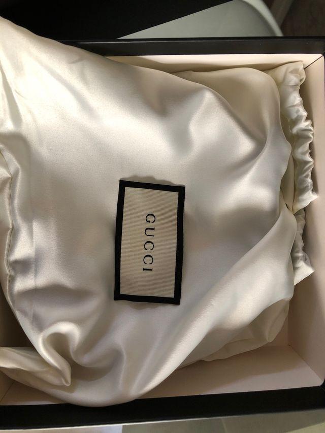 Cinturón Gucci Negro auténtico