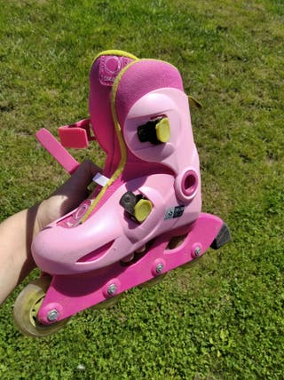 patines casi sin usar