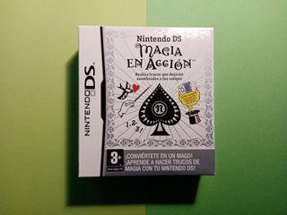 """Juego """"Magia en acción"""" Nintendo DS"""