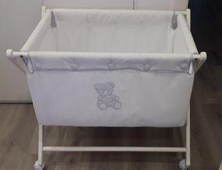 Minicuna - Moises bebé URGE