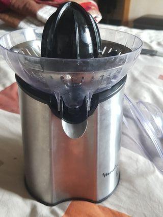 Exprimidor zumo acero inox