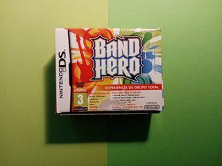 "Juego ""Band Hero"" Nintendo DS"