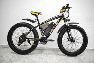 TOP-022 Bicicleta Eléctrica Fat Moto 40KM/H 1000W