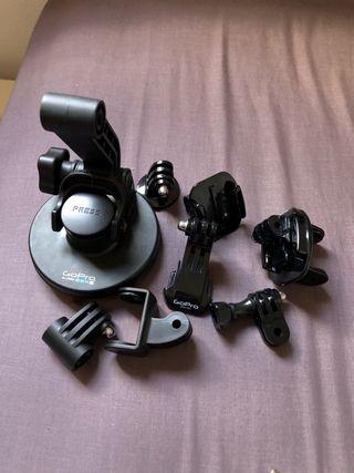 Accesorio sujeción superficies GoPro.