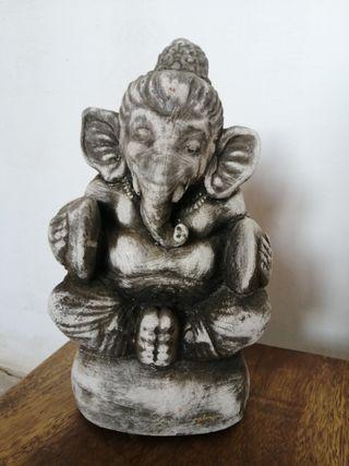 Ganesha 25cm Piedra
