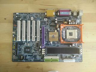 Placa Base para CPU Intel Pentium 4