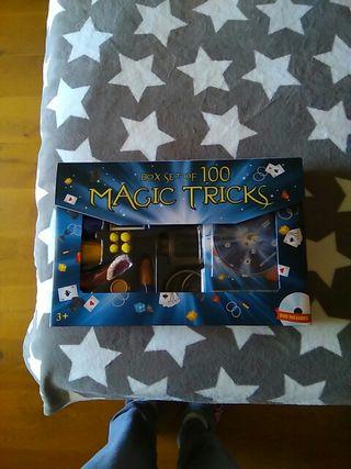 juego de magia 100 trucos
