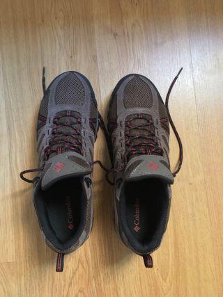 Zapatillas nuevas Columbia trekking senderismo