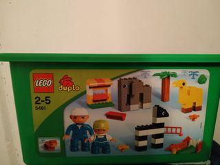 Construcción bloques Lego