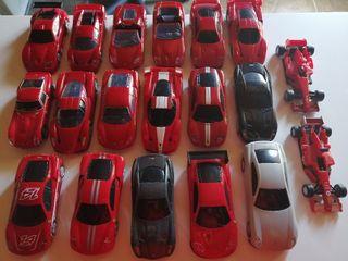 Ferrari maquetas miniaturas