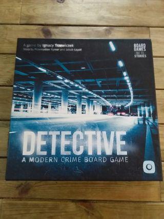 Detective | Juego de Mesa