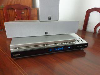 Yamaha Receiver DVR-S100 home cinema