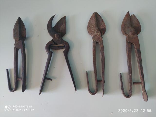 tijeras antiguas