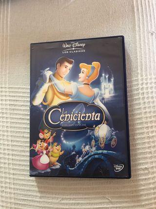 Película Edición Especial La Cenicienta.