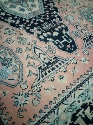 alfombra muy grande