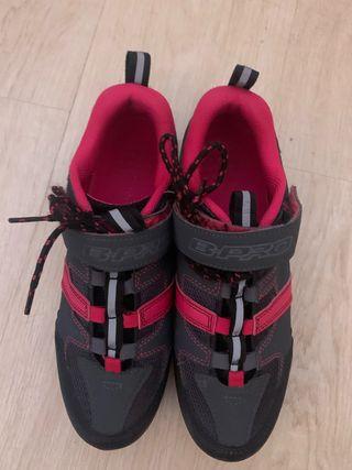 Zapatillas Mtb mujer.