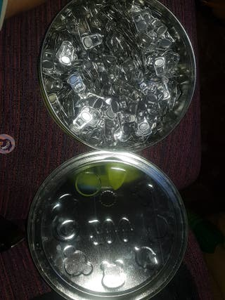 Chapas de refrescos
