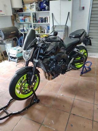 Yamaha fz1 n transferencia incluida