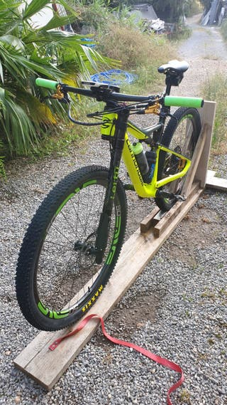 Cannondale scalpel si team talla M