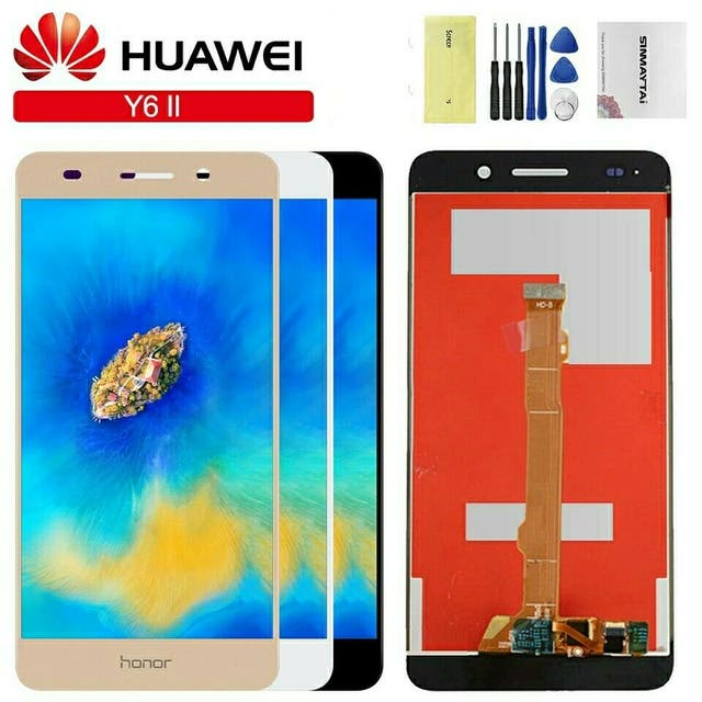 Huawei Y6 II Pantalla