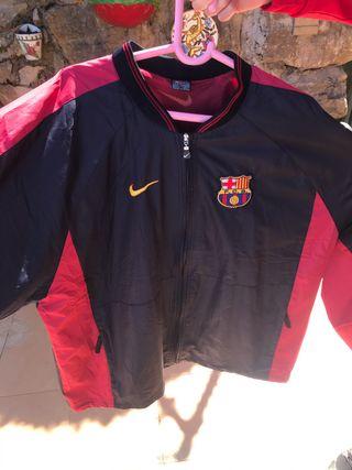 Chaqueta chándal OFICIAL Fútbol club Barcelona