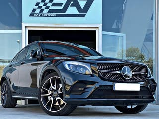 MB GLC COUPE 45 AMG