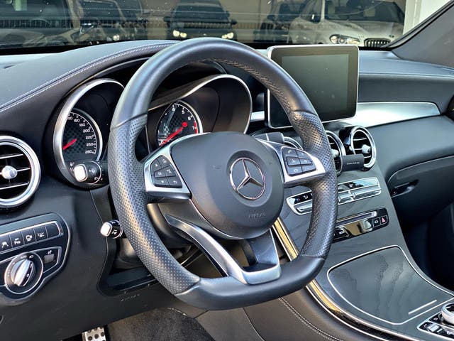 MB GLC COUPE 43 AMG
