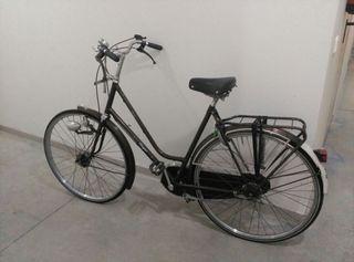 bicicleta vintage holandesa