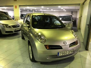 Nissan Micra 2005 automatico 60.000 kilometros