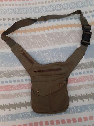 Bolsa/bandolera de cintura para hombre