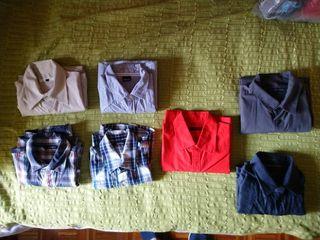 7 camisas nuevas