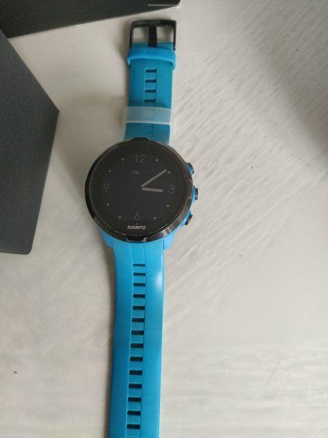 Reloj suunto spartan sport wrist blue