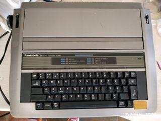 Maquina de escribir electrica, Typewriter R190