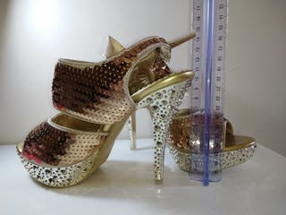 Woman Shoes High heels Size 3 36