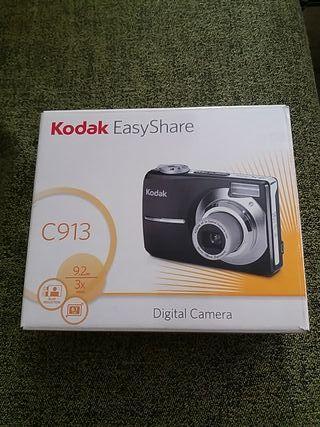 Kodak Easy Share C913 9.2MP 3xZoom 6.1cm pantalla