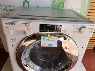 Lavadora secadora encastre