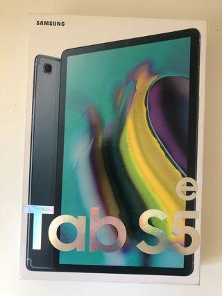 Samsung Galaxy Tab S5e+teclado