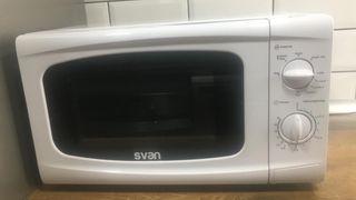 Microondas con Grill marca SVAN (marca española)
