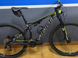 "bicicleta specialized Epic fsr carbono 29"""
