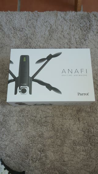 Dron Parrot Anafi nuevo a estrenar. con factura