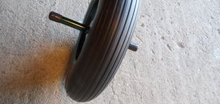 ruedas macizas de carretilla