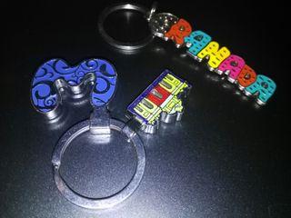 llaveros para llaves