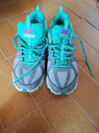 Zapatillas mujer running Nike talla 41