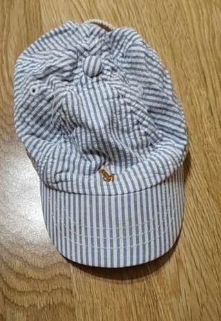 Gorra bebé Ralph Lauren