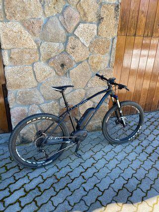 Bicicleta montaña electrica