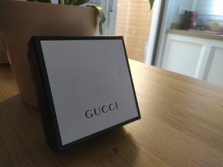 Cinturón Gucci piel