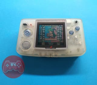 Consola Neo Geo Pocket Color clear skeleton SNK C