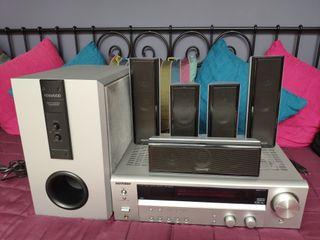 Amplificador 5.1 Kenwood